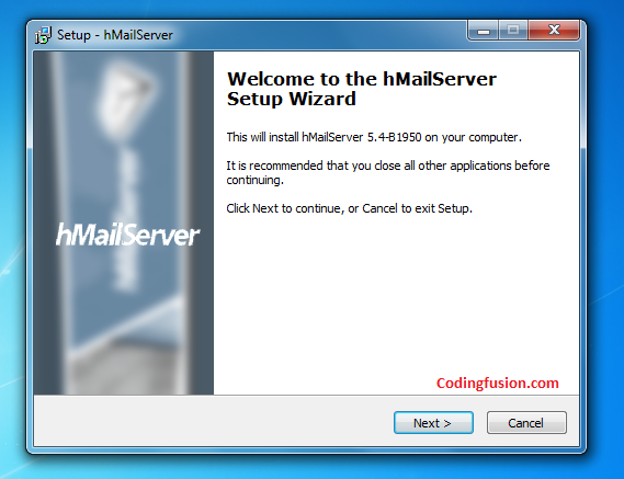 hMailServer Step by Step Installation Guide-Free SMTP server for