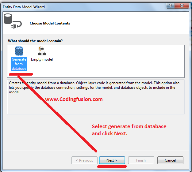 add insert update delete using entity framework database first in asp net a step by step example